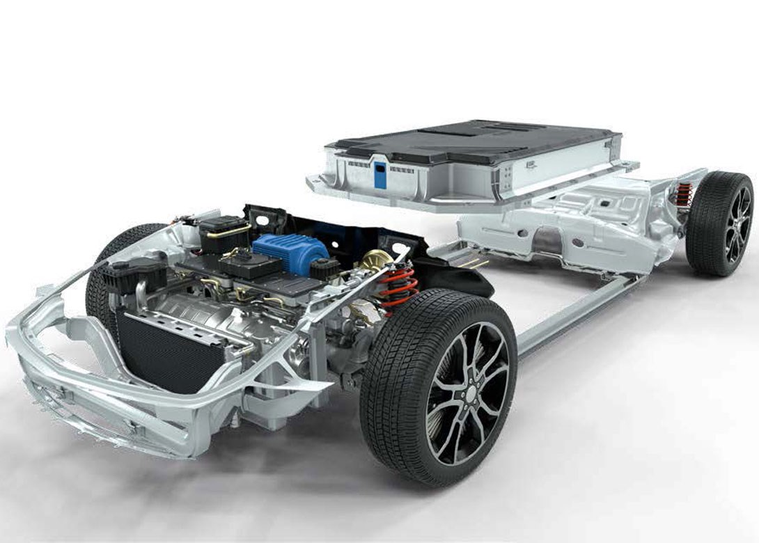 Electric cars need structurally sound fastening solutions